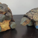 """Turtles"" Clay, 2016"