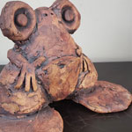 """Frog"" Clay, 2015"